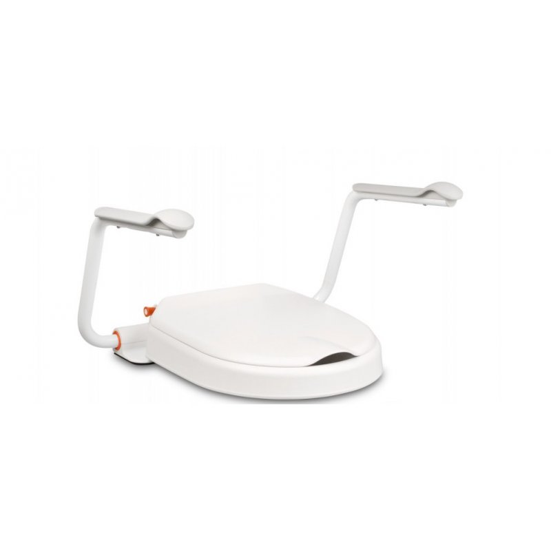 Etac Hi-Loo fixed with arm supports - 6 cm