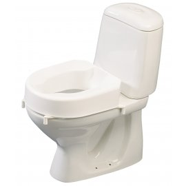 Etac Hi-Loo with brackets and lid - 10 cm