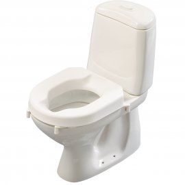 Etac Hi-Loo with brackets and lid - 6 cm