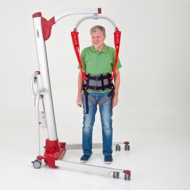 Molift RgoSling Ambulating Vest XXS