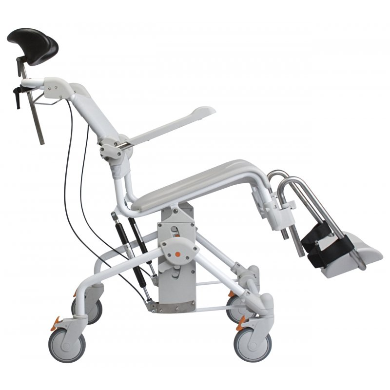 Etac Swift Mobile Tilt with Motor incl. bucket holder