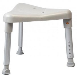 Etac Edge low shower stool (grey)