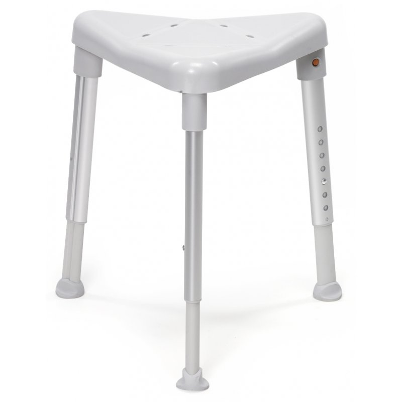 Etac Edge shower stool (grey)