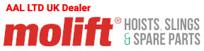 Molift Hoists | Molift Slings | Spare Parts | ETAC | UK Dealer